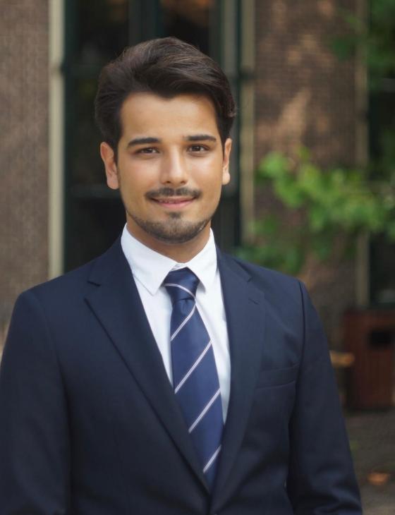 Dinesh Kanhai - Juridisch medewerker
