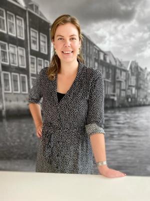 Linda Kamermans - Juridisch secretaresse