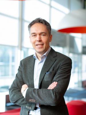 René Frauenfelder - Kantoordirecteur