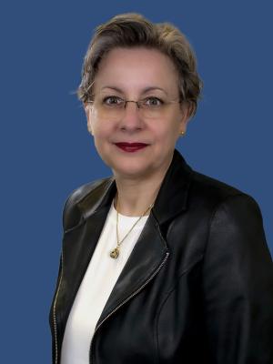 Kiki Moschonas - Juridisch secretaresse