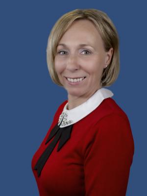 Karin van Rootselaar - Secretaresse