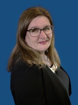 Marie-Thérèse Smeets - Secretaresse