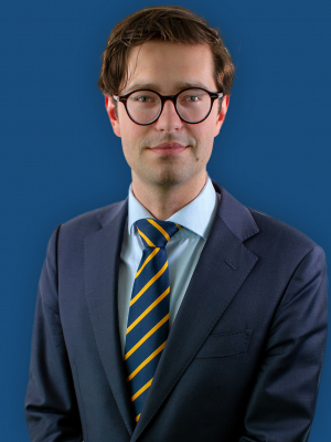 Pieter Poelman - Juridisch medewerker