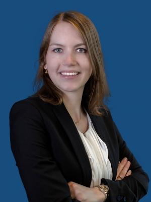 Sanne Boesten - Juridisch medewerker